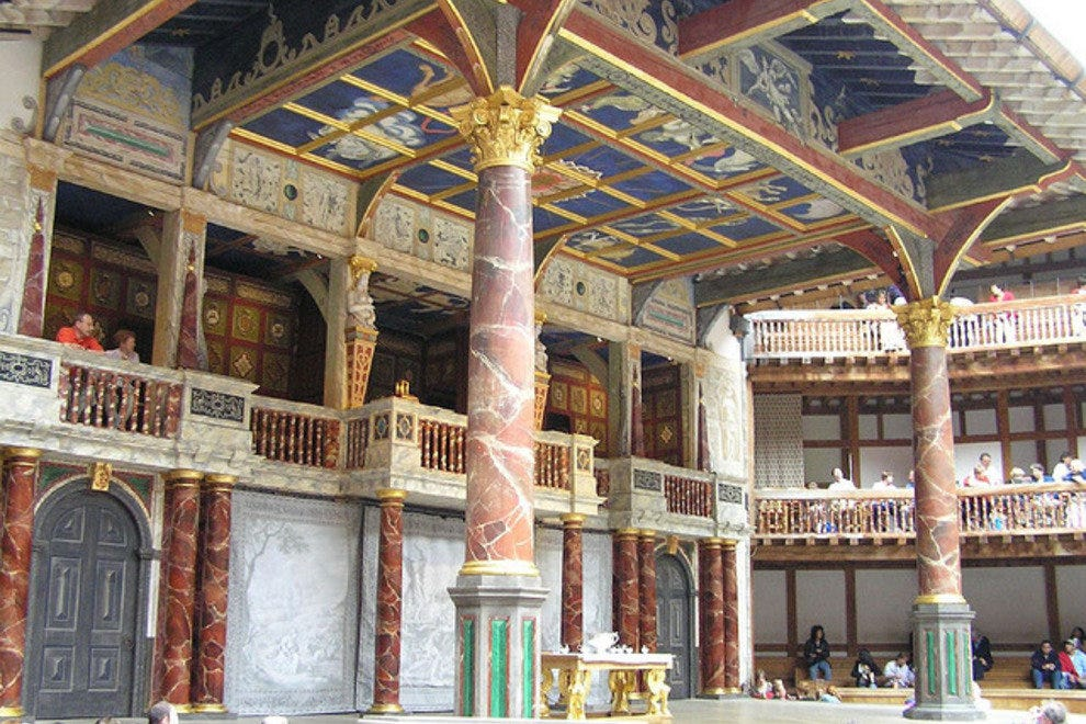 Globe Theatre, London England
