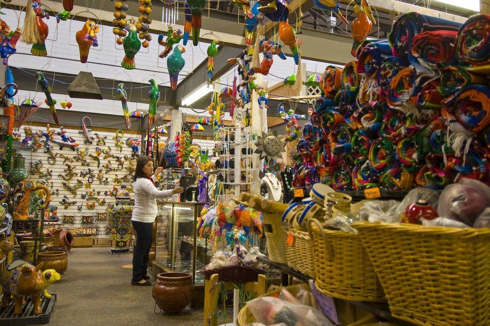 Market Square El Mercado San Antonio Shopping Review
