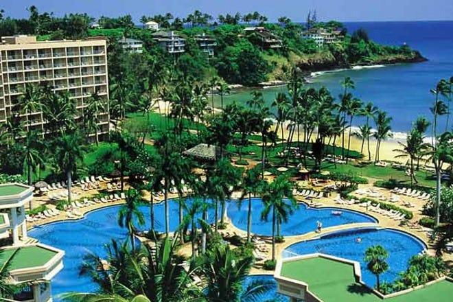 Resort in Kauai