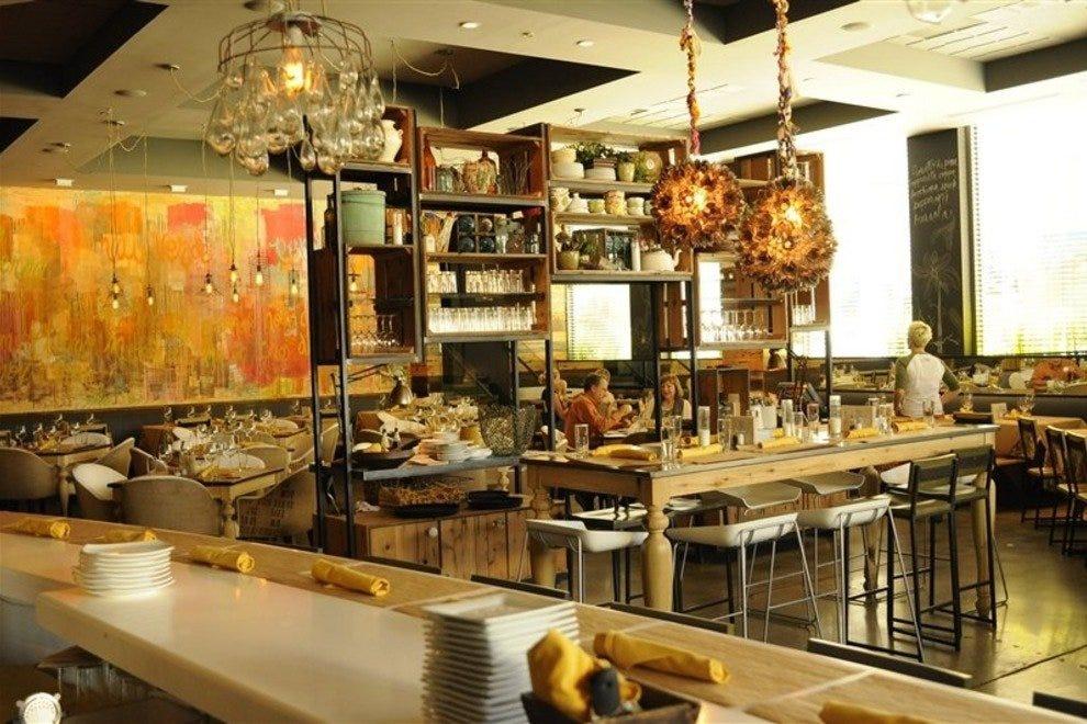 Italian Restaurant Balboa Park