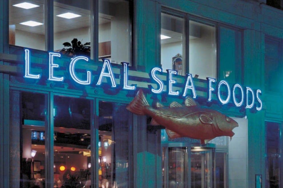 Framingham Seafood Restaurant - Route 9 | Legal Sea Foods