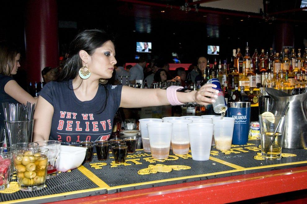 Nightlife Slideshow: Sports Bars In Boston