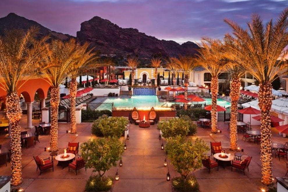Hotel Slideshow Luxury Hotels In Scottsdale