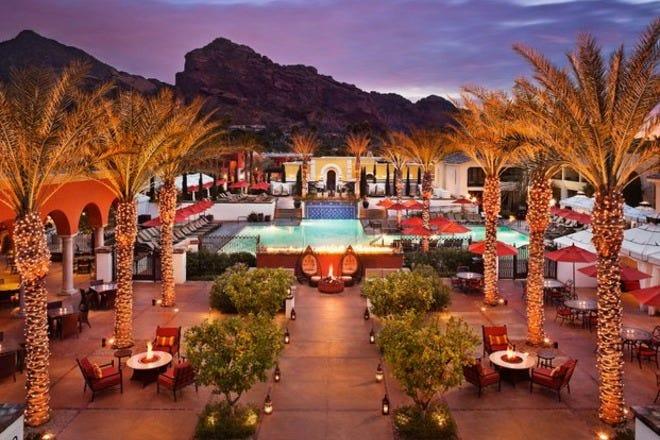 Luxury Hotels in Scottsdale