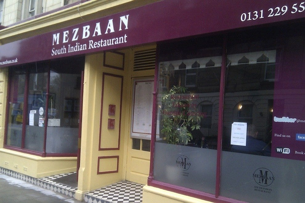 Mezbaan South Indian Restaurant