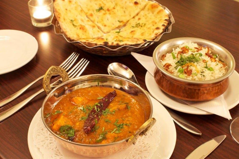 South Indian Restaurant Edinburgh