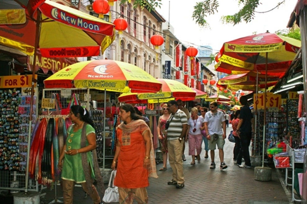 Top Chinese Restaurants In Singapore