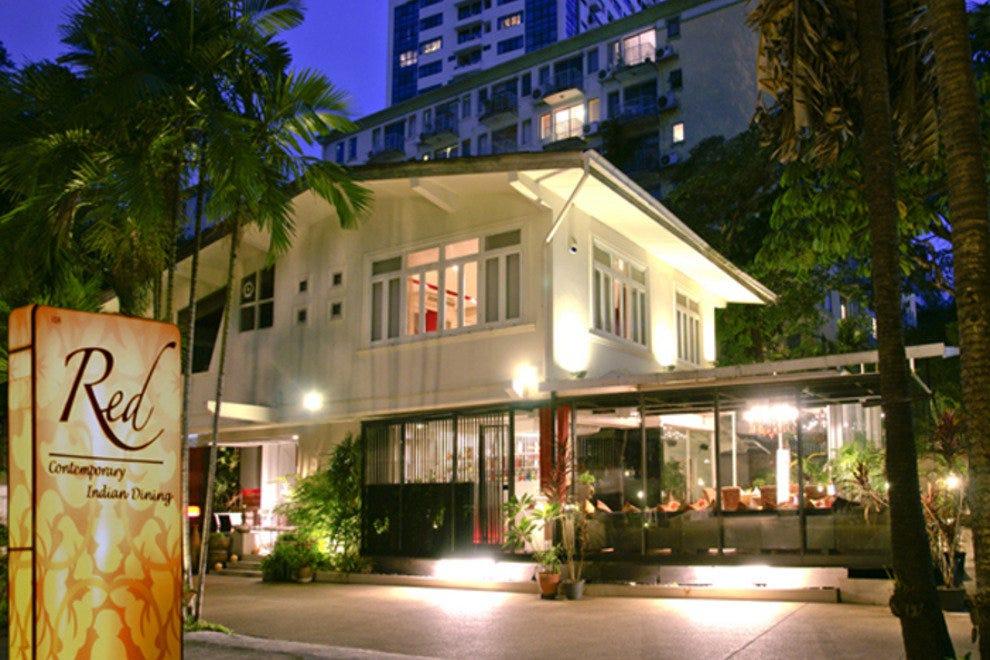 Red Indian Restaurant Bangkok Restaurants Review 10best