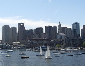10Best Itinerary: Discover Boston with an Odyssey Cruise and Harbor Stroll