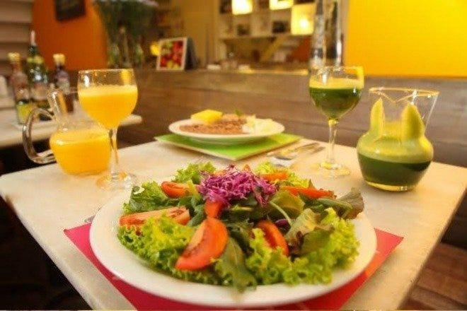 Vegetarian in Rio de Janeiro