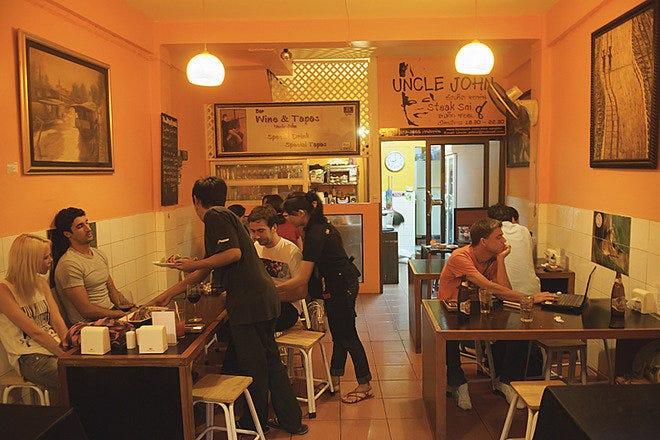 Uncle John S Bangkok Restaurants