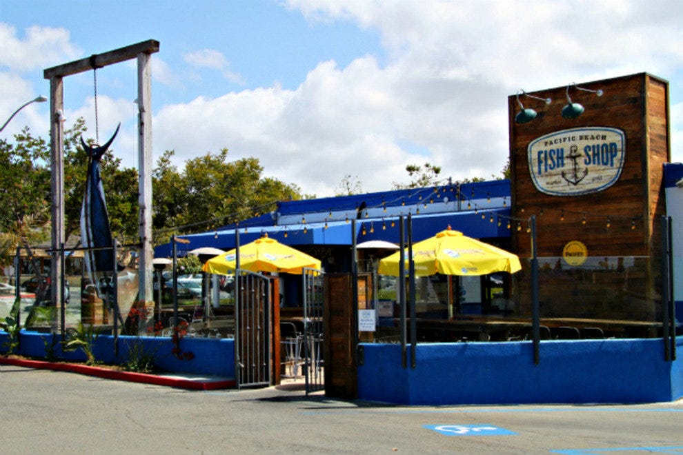 Pacific Beach Fish Shop