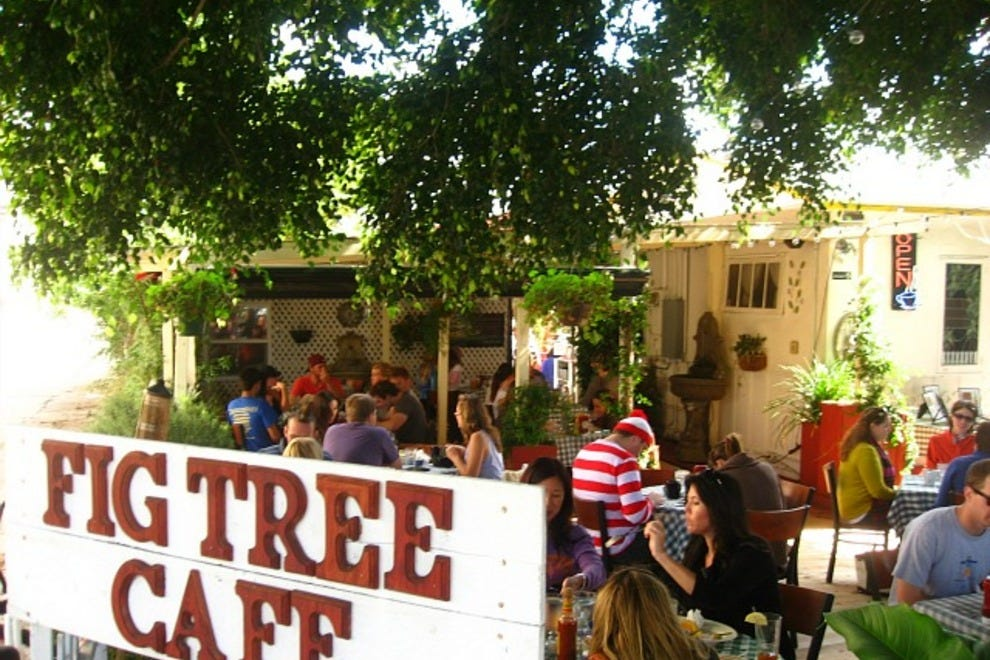 Fig Tree Cafe La Jolla