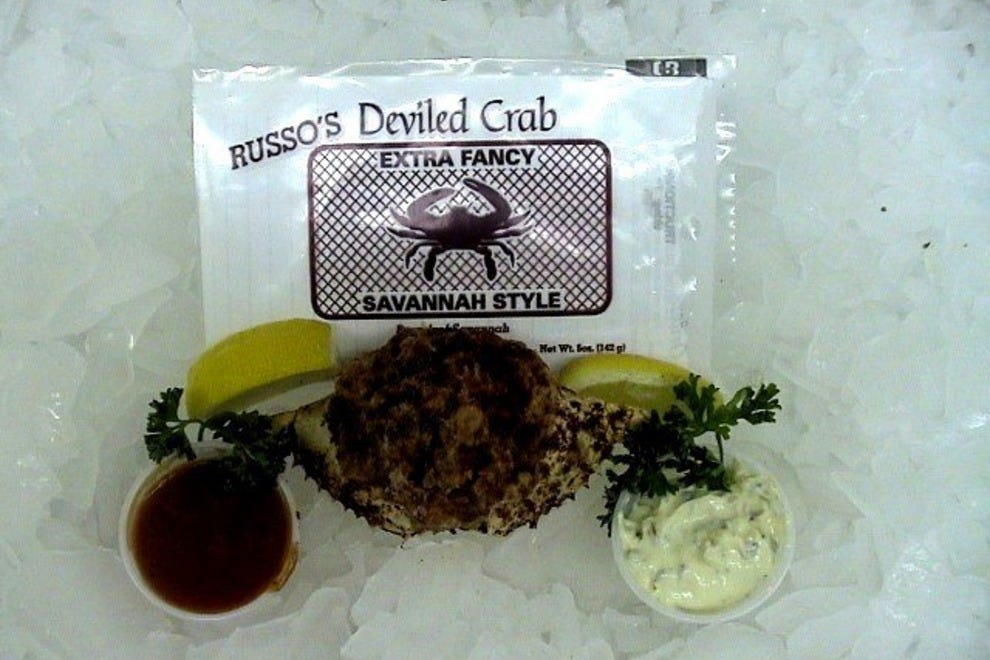 Russo Restaurant Savannah Ga