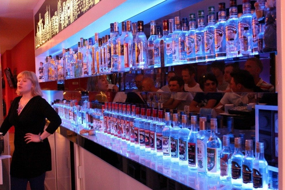 World of Vodka