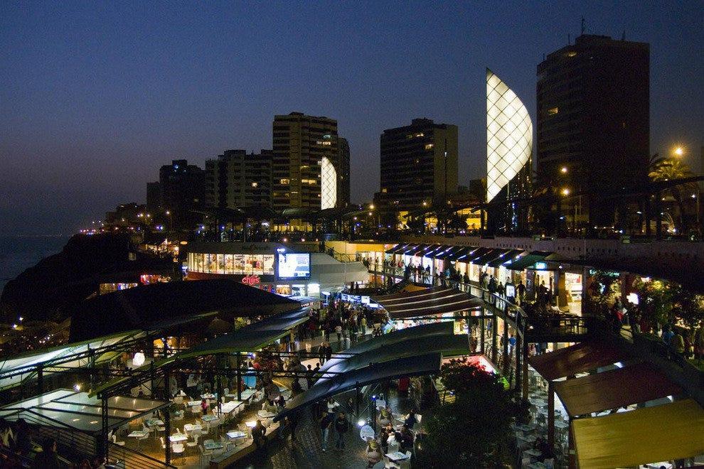 拉科马尔购物中心