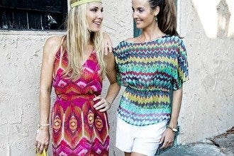 Boutique Bohemian Shopping in Paradise
