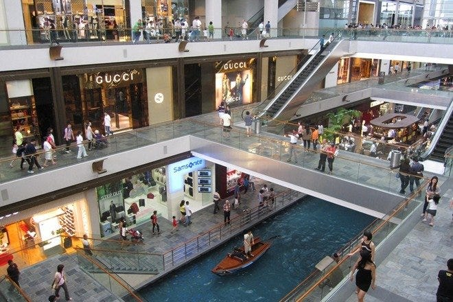 Best Shopping in Singapore