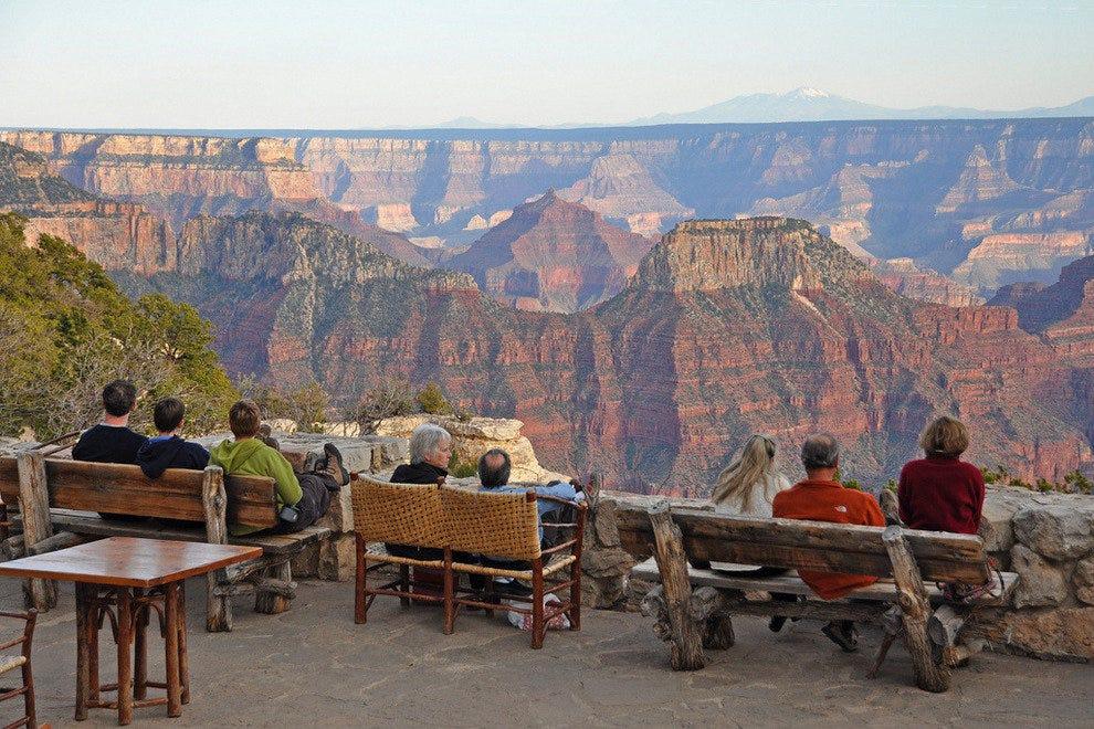 Get Lost At Grand Canyon Lodge North Rim