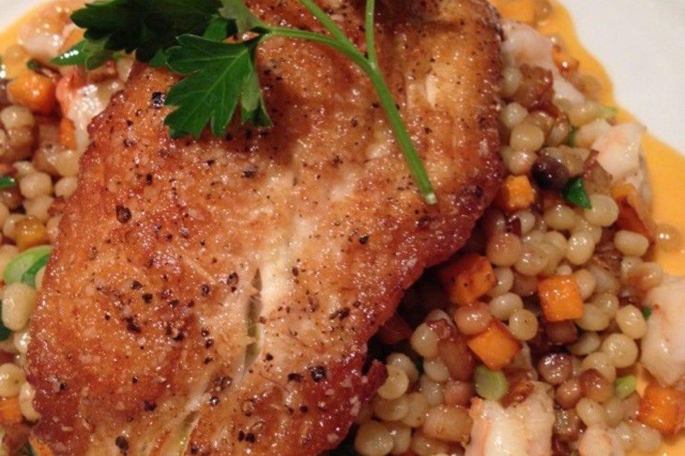 Wild olive cucina italiana charleston restaurants review for P cucina italiana