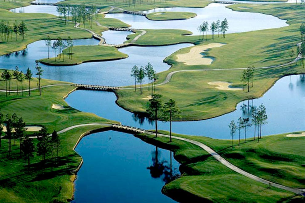 Attraction Slideshow Golf Courses In Myrtle Beach