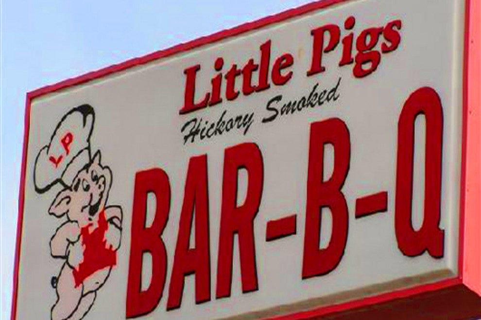 Little Pigs Bbq Myrtle Beach