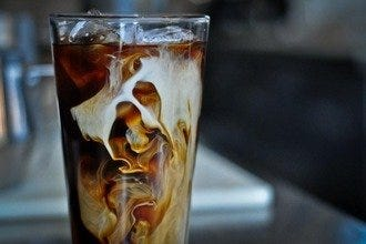 Iced Coffee:  A Cool Energy Boost for Hot Summer Days