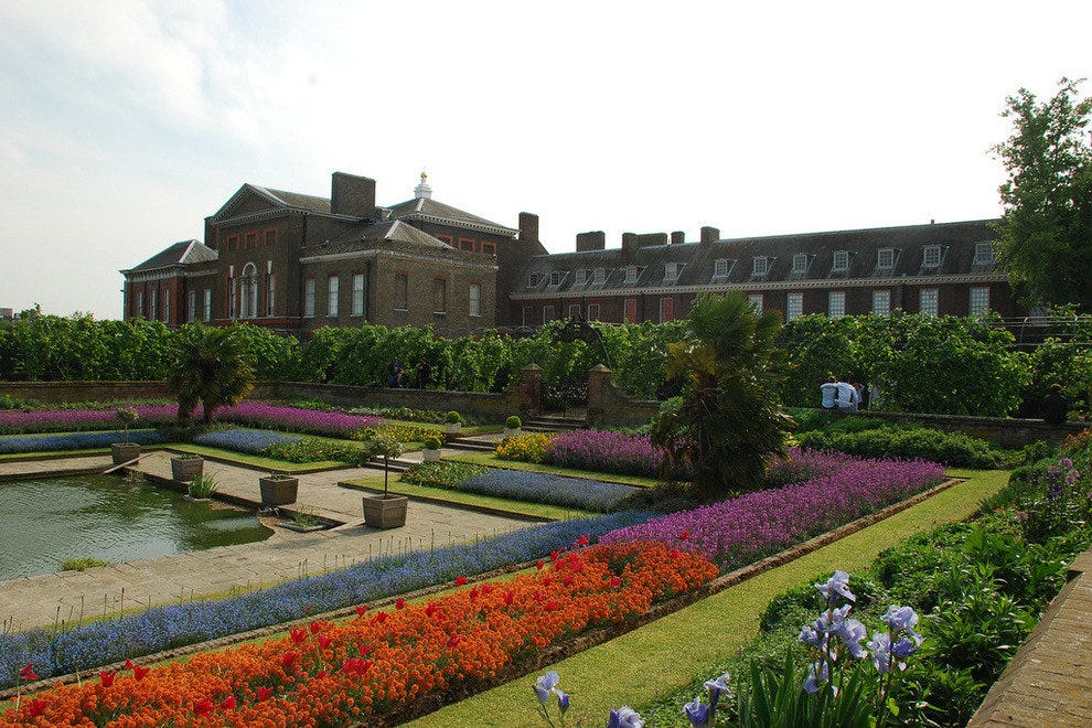 Kensington Palace - London, England