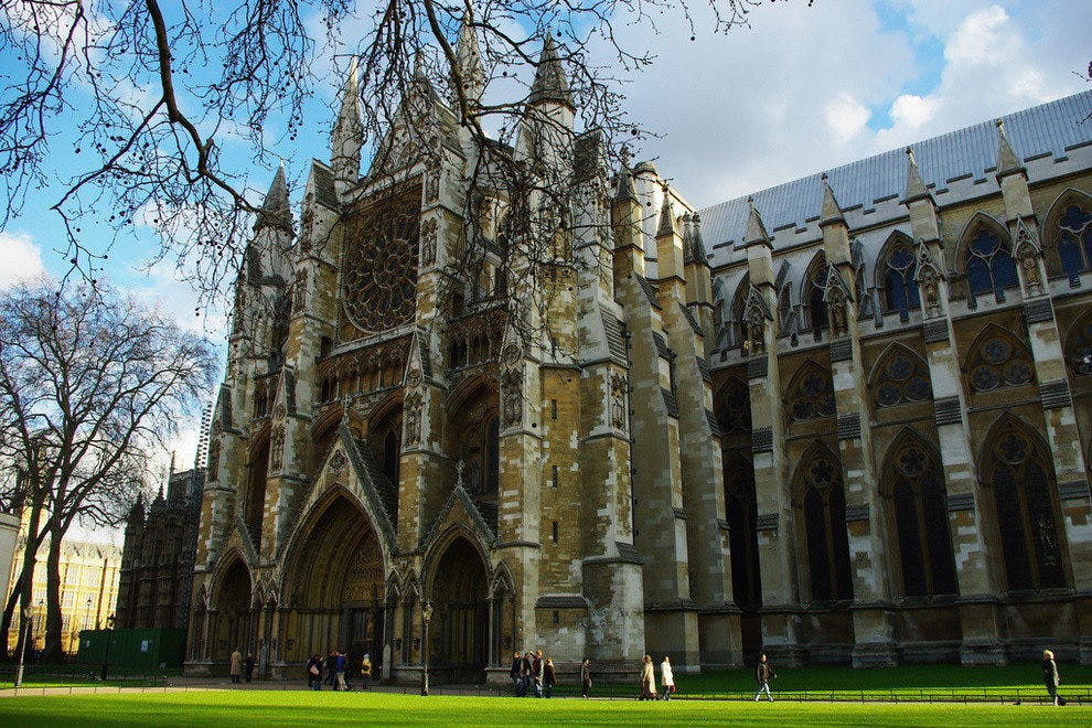 Westminster Abbey - London, England