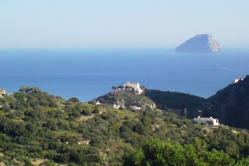 View of Kythera