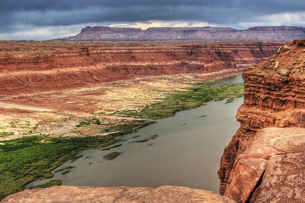 Canyonlands National Park in southeastern Utah