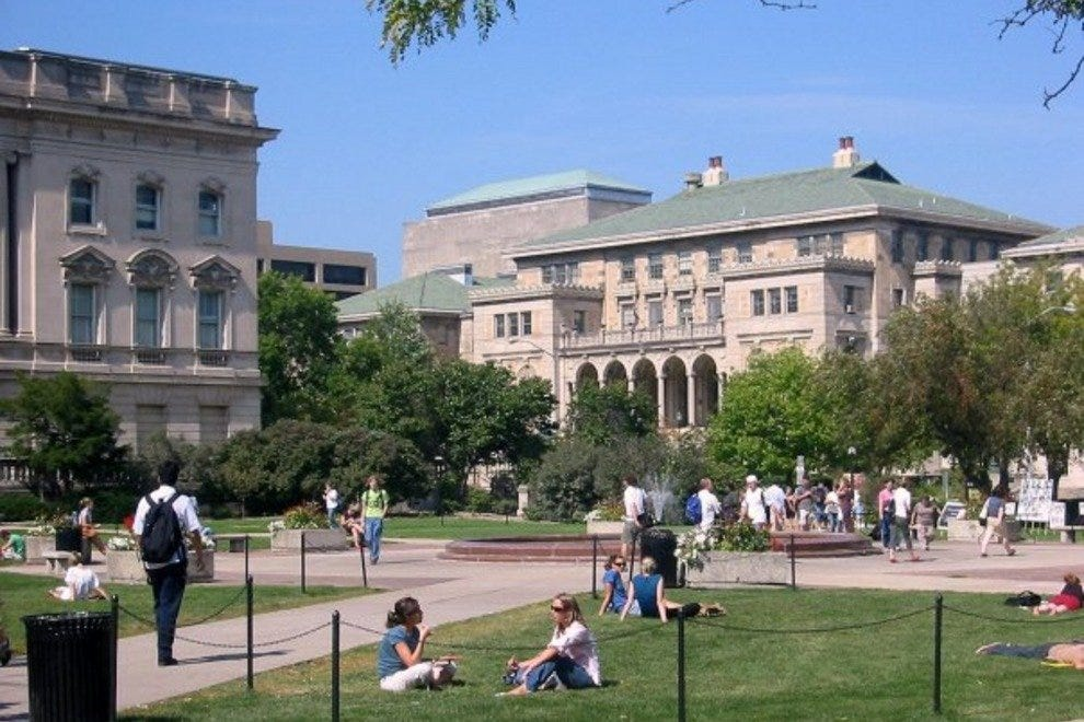 University of Madison – Wisconsin