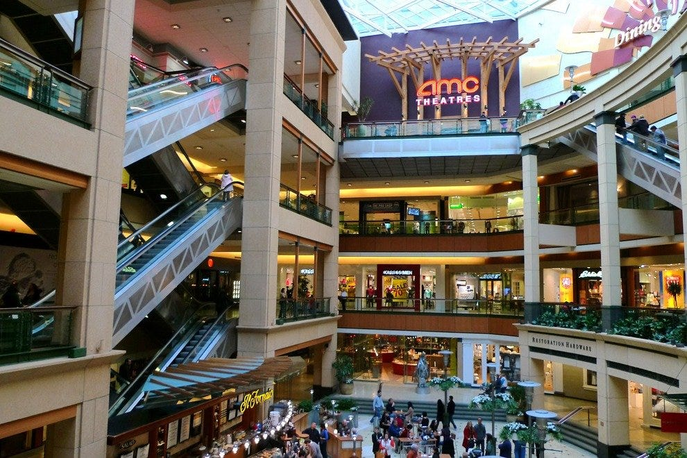 0a8d6980f73 Seattle Malls and Shopping Centers  10Best Mall Reviews