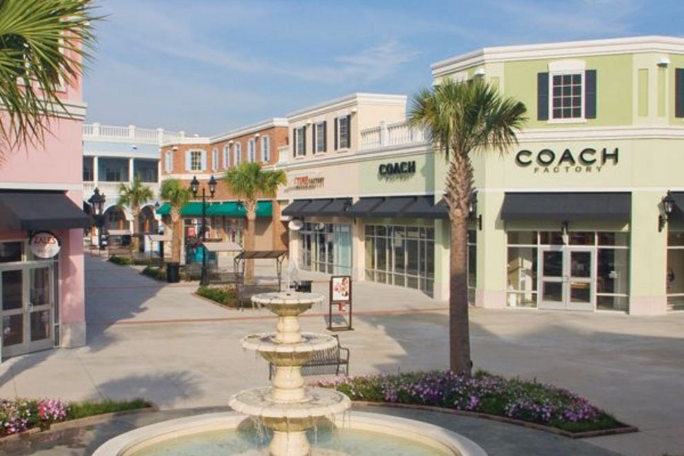 Tanger Outlet Center: Charleston Shopping Review - 10Best Experts ...