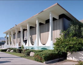 Mid-Century Modern Architecture in Palm Springs, CA