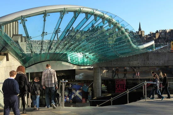 Princes Mall Edinburgh Shopping Review 10best Experts