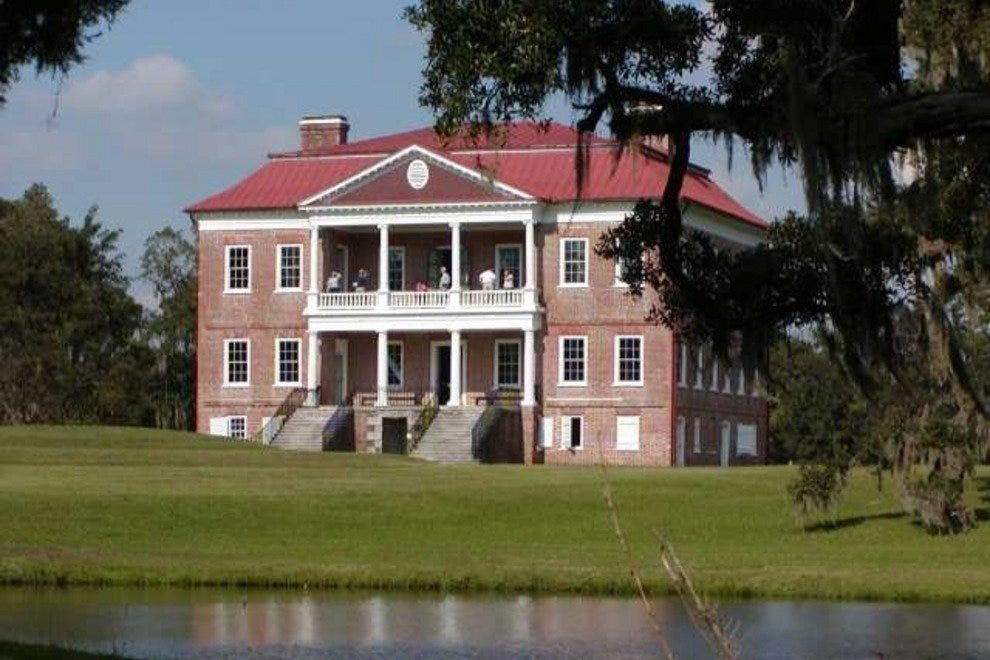 Plantation Bed And Breakfast Charleston South Carolina