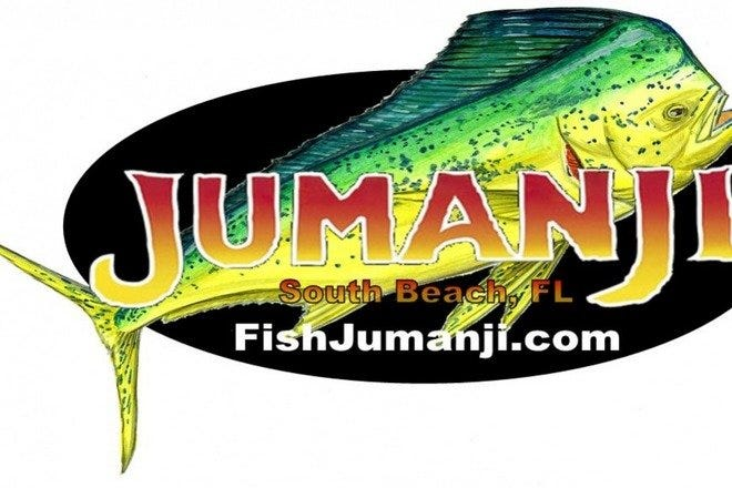 Deep Sea Fishing Miami- JUMANJI