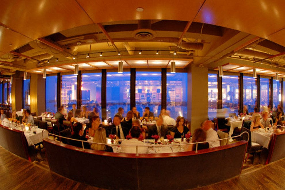 best places for romantic dinner in toronto