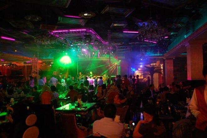 Dance Clubs in Beijing