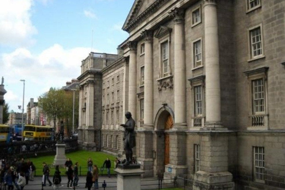Trinity College: Dublin Attractions Review - 10Best Experts and