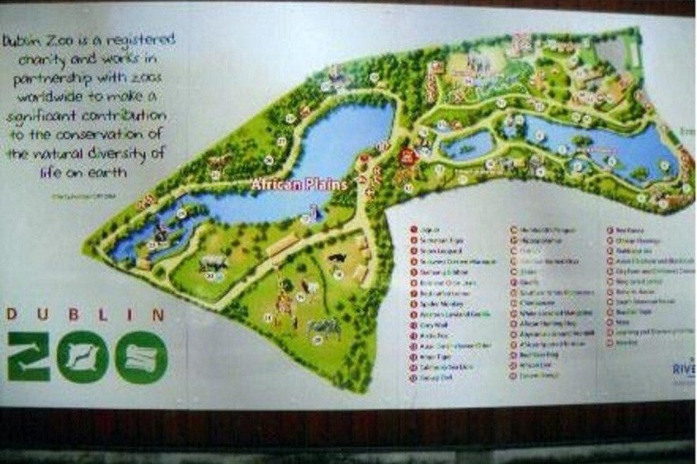 Dublin Zoo Dublin Attractions Review 10Best Experts and Tourist