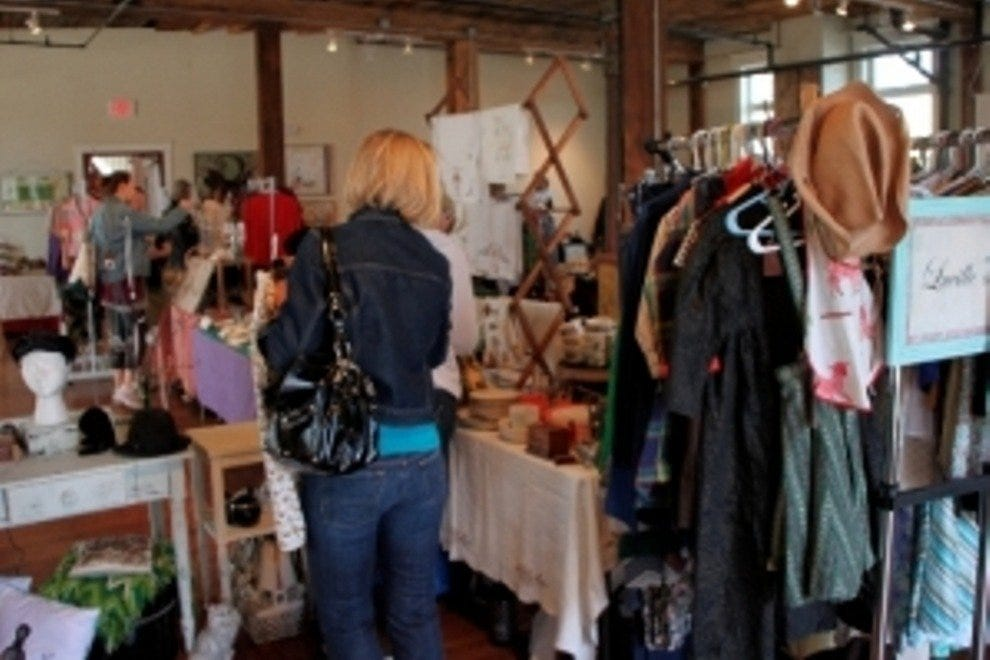 Bargains abound at Portland Flea-For-All