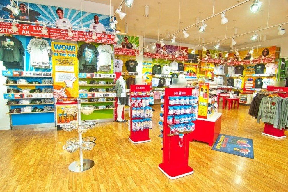 德尔索尔在太浩湖和美国各地都有商店