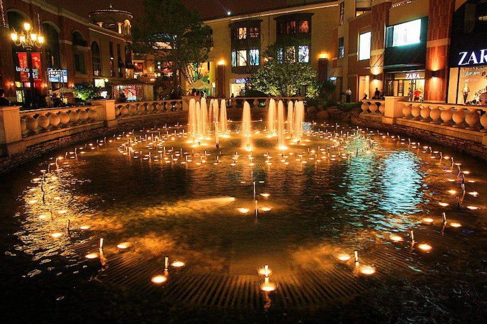 索拉纳购物中心