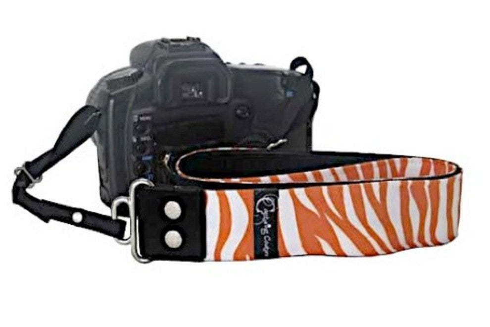 A Stylish Camera Strap for Shutterbugs
