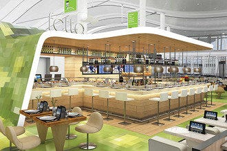 Great Dining Takes Flight at Toronto's Pearson International Airport