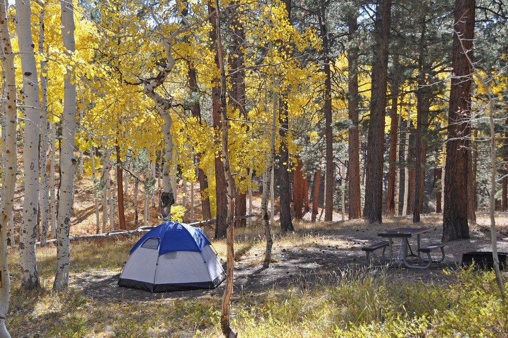 black canyon rim campground