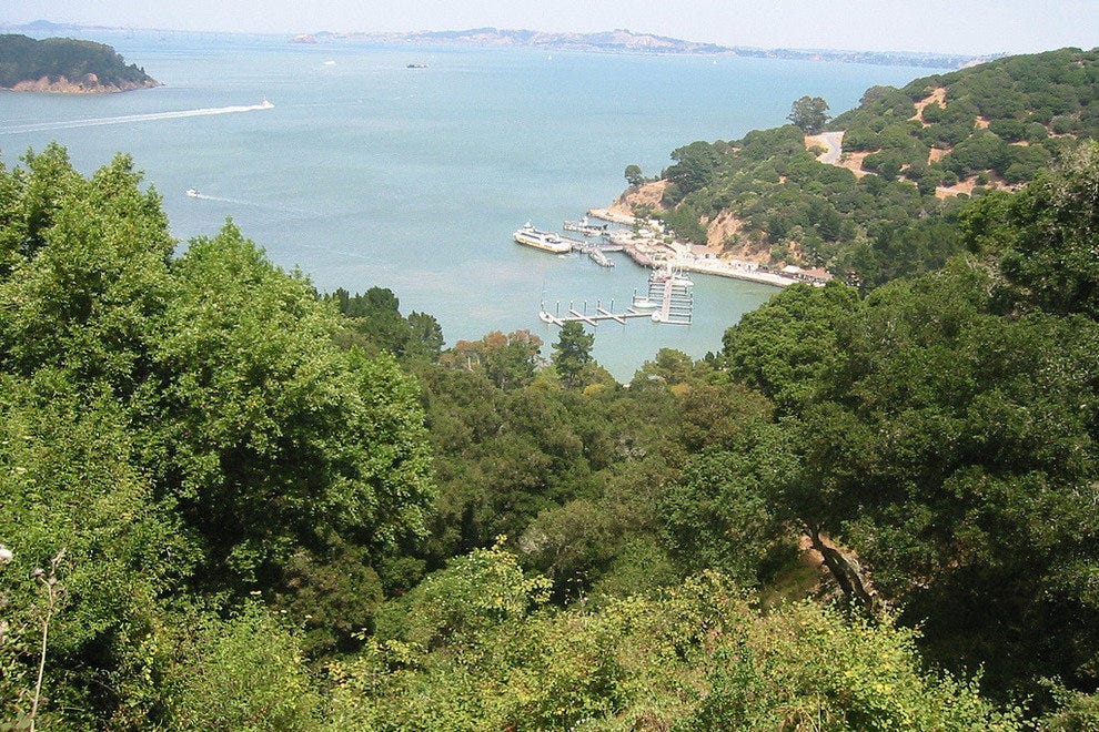 Angel Island State Park - San Francisco, CA