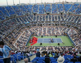 World Class Competition Served at 2012 US Open in NYC